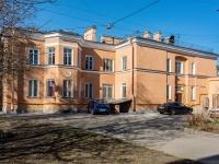 Кировский район, улица Зои Космодемьянской, дом 8. многоквартирный дом