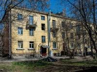 Кировский район, улица Зои Космодемьянской, дом 10. многоквартирный дом