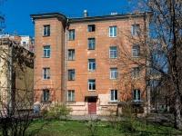Кировский район, улица Зои Космодемьянской, дом 12. многоквартирный дом