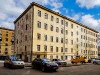 Кировский район, улица Зои Космодемьянской, дом 15. многоквартирный дом