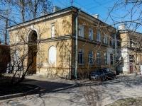Кировский район, улица Зои Космодемьянской, дом 16. многоквартирный дом