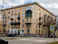 Кировский район, улица Зои Космодемьянской, дом 17. многоквартирный дом