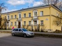 Кировский район, улица Зои Космодемьянской, дом 21. многоквартирный дом