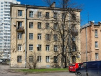 Кировский район, улица Зои Космодемьянской, дом 29. многоквартирный дом