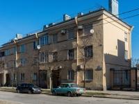 Кировский район, улица Белоусова, дом 5. многоквартирный дом