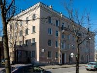 Кировский район, улица Белоусова, дом 6. многоквартирный дом