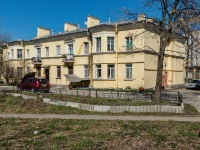 Кировский район, улица Белоусова, дом 10. многоквартирный дом