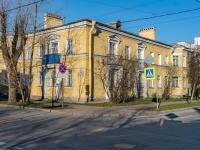 Кировский район, улица Белоусова, дом 11. многоквартирный дом