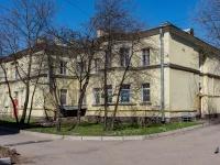 Кировский район, улица Белоусова, дом 12. многоквартирный дом