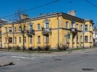 Кировский район, улица Белоусова, дом 13. многоквартирный дом