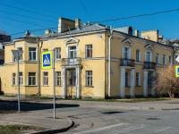 Кировский район, улица Белоусова, дом 14/41. многоквартирный дом