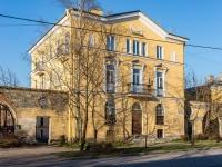 Кировский район, улица Белоусова, дом 15. многоквартирный дом
