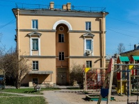 Кировский район, улица Белоусова, дом 16. многоквартирный дом