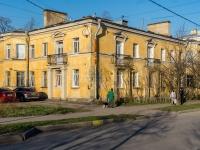 Кировский район, улица Белоусова, дом 17. многоквартирный дом