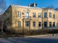 Кировский район, улица Белоусова, дом 18. многоквартирный дом