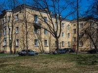 Кировский район, улица Белоусова, дом 18 к.1. многоквартирный дом