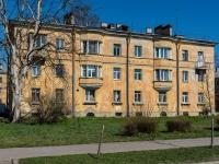 Кировский район, улица Белоусова, дом 19. многоквартирный дом