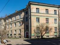 Кировский район, улица Белоусова, дом 23. многоквартирный дом