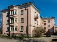 Кировский район, улица Белоусова, дом 24/32. многоквартирный дом