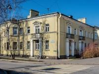 Кировский район, улица Белоусова, дом 8. многоквартирный дом