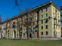 Кировский район, улица Корнеева, дом 2. многоквартирный дом
