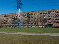 Кировский район, улица Корнеева, дом 6. многоквартирный дом