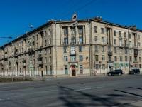 Кировский район, улица Корнеева, дом 12. многоквартирный дом