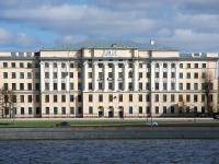 Красногвардейский район, Малоохтинский проспект, дом 2Б. многофункциональное здание