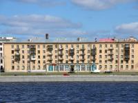 Красногвардейский район, Малоохтинский проспект, дом 6. многоквартирный дом