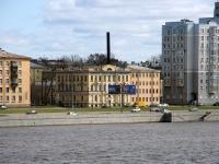 Красногвардейский район, Малоохтинский проспект, дом 8. офисное здание
