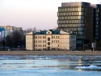 Красногвардейский район, Малоохтинский проспект, дом 53. офисное здание