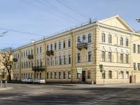 Кронштадтский район, Интернациональная ул, дом 10