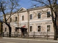 Кронштадтский район, улица Андреевская, дом 3. школа Общеобразовательная школа №676