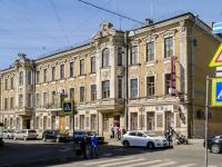 улица Андреевская, дом 5. многоквартирный дом