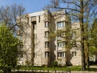 улица Андреевская, дом 9. многоквартирный дом