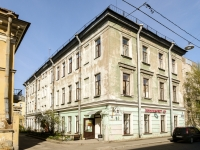 улица Андреевская, дом 11. многоквартирный дом