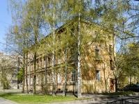 улица Андреевская, дом 12. многоквартирный дом