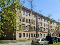 Кронштадтский район, Посадская ул, дом 15