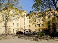 Кронштадтский район, Посадская ул, дом 21