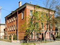 Кронштадтский район, Посадская ул, дом 33