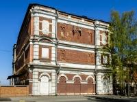Кронштадтский район, улица Восстания, дом 1. производственное здание