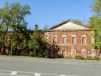 Кронштадтский район, улица Восстания, дом 7. хозяйственный корпус