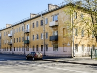 Кронштадтский район, улица Восстания, дом 22. многоквартирный дом