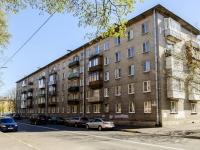 Кронштадтский район, улица Восстания, дом 26. многоквартирный дом
