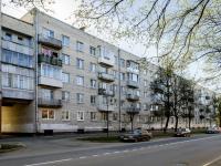 Кронштадтский район, улица Восстания, дом 58. многоквартирный дом