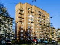 Кронштадтский район, улица Восстания, дом 72А. многоквартирный дом