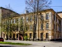Кронштадтский район, улица Восстания, дом 66. многоквартирный дом