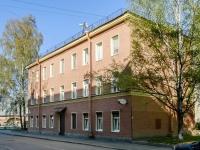 Кронштадтский район, улица Восстания, дом 56. многоквартирный дом