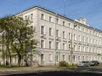 Кронштадтский район, Пролетарская ул, дом 17
