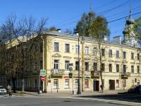 Кронштадтский район, улица Гражданская, дом 7. многоквартирный дом